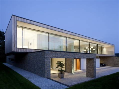 3 amazing eco homes in the united kingdom greener ideal contemporary eco friendly home