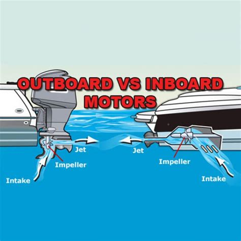 outboard engines boat motors autos post - Inboard Vs Outboard Ski Boat
