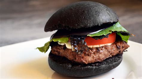 membuat roti burger berbagai cara membuat roti black burger yang mudah dan
