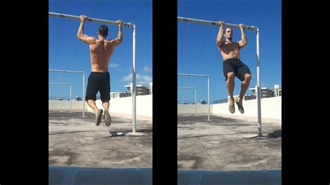 tutorial dance pull up how to do beginner pull ups and chin ups training tutorial