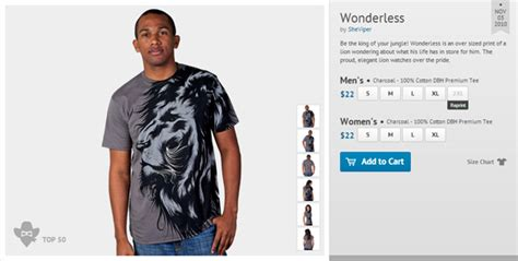 design by humans dbh t shirt review wonderless shirt from designbyhumans