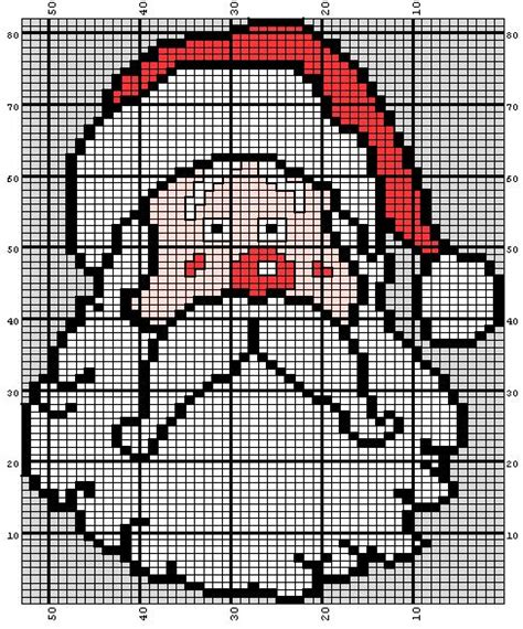 santa chart com 246 best crochet easter etc images on filet crochet crochet