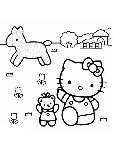 hello kitty with dolphin coloring pages hello kitty coloring pages 14 coloring page hello kitty