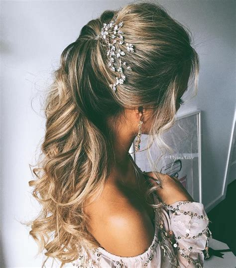 easy hairstyles at home for wedding wedding hairstyle for long hair how to make it