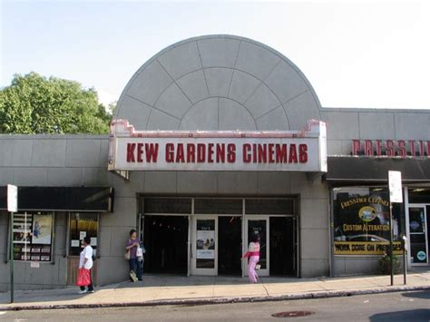 Kew Garden Cinema by New York City Theaters