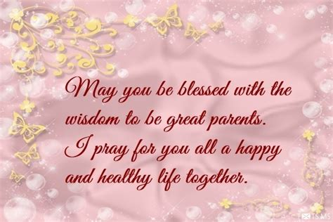 Baby Shower Wishes To Parents by Baby Shower Wishes Messages Quotes Images For