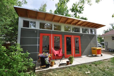 prefab backyard studio prefab garage shed kits backyard studios garage