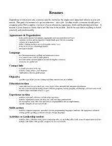 best photos of example of a completed resume completed