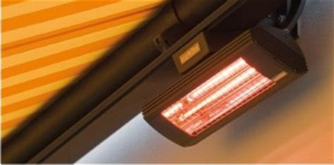awning heaters markilux heaters lighting systems and valances from