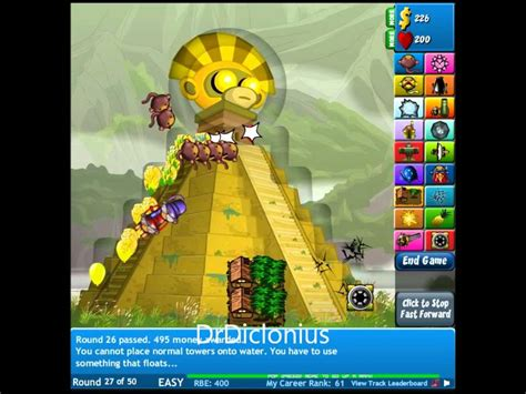 bloons tower defense 4 expansion 1cup1coffeecom secret in bloons tower defense 4 expansion sun god track