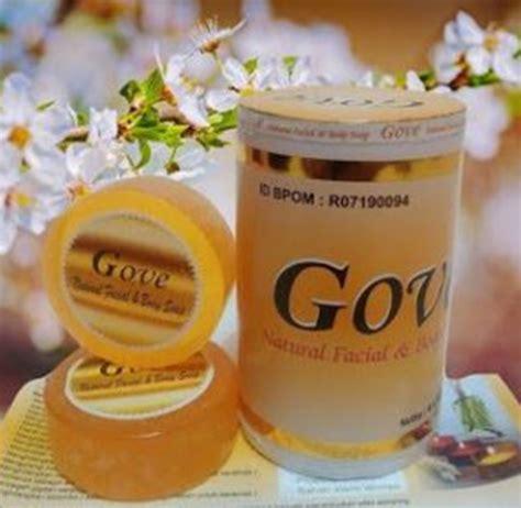 Sabun Herbal Gove 20 manfaat sabun gove untuk wajah dan kulit manfaat co id