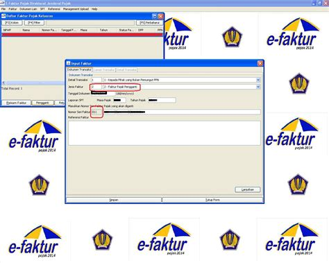tutorial upload e faktur contoh forum id kabar click