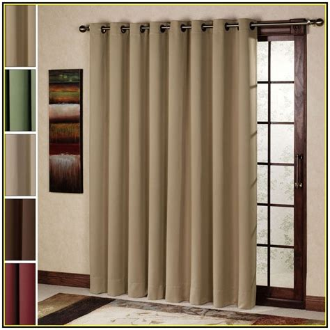 curtain for glass door tips of how to select the window treatment for sliding