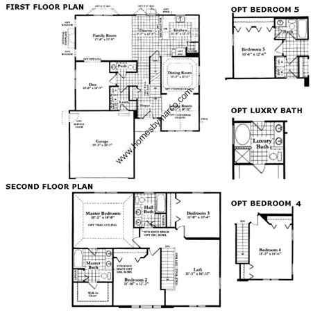 Neumann Homes Floor Plans | neumann homes floor plans