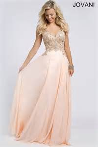 long amp cute blush prom dresses 2015 prom night styles