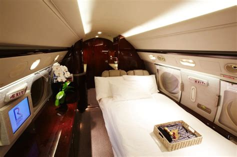 private jet with bed empty legs is the uber of private jets