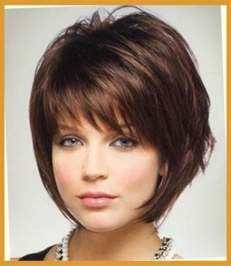 short haircuts for curly hair and fat face hairstyles for short curly hair fat face hairs picture