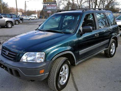 used 1997 honda cr v suv for sale in de autopten.com