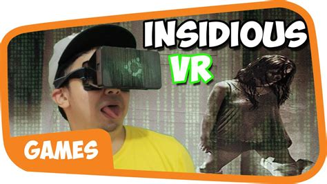 insidious movie game insidious 3 virtual reality game main youtube