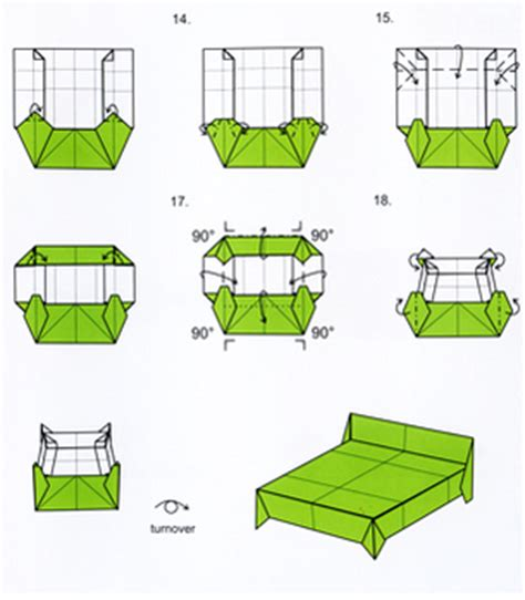origami bed stuff furniture origami pinaywife s picks etc