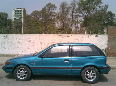 Blue 2 1990 Mitsubishi Colt Specs Photos Modification