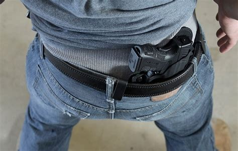 comfortable concealed carry holster top 5 concealed carry holsters for comfortable safety