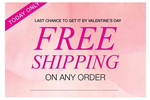 sephora coupon free shipping on any order