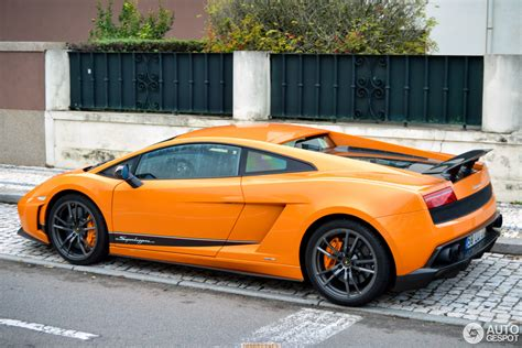 Lamborghini Lp570 4 Superleggera by Lamborghini Gallardo Lp570 4 Superleggera 27 September
