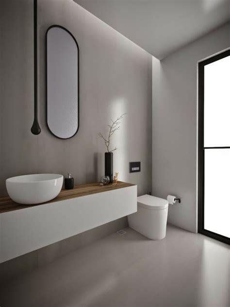 bagni moderni senza piastrelle 1001 idee per il bagno senza piastrelle molto creative