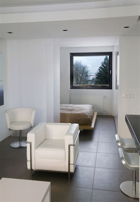 modern studio apartment in reykjavik iceland