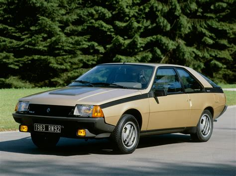 renault car 1980 mad 4 wheels 1980 renault fuego best quality free high