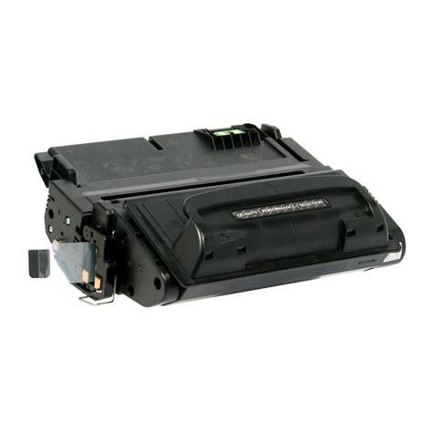 Toner Hp Laserjet Black 42a Q5942a Original q5942a compatible hp 42a toner