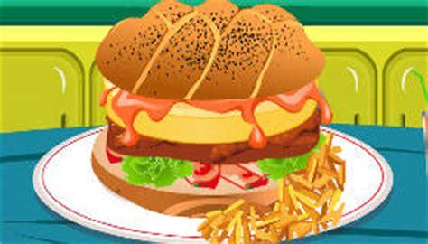 jeux de cuisine de hamburger hamburgers jeu de cuisine jeux 2 cuisine