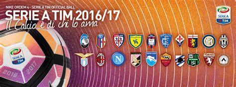 Calendario Serie A Calendario Serie A 2016 17 Sorteggio Diretta
