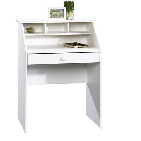 mainstays desk white finish mainstays writing desk white walmart com