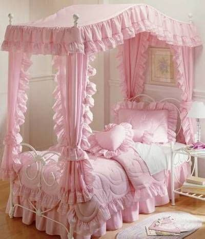 pink canopy bed 25 best ideas about girls canopy beds on pinterest