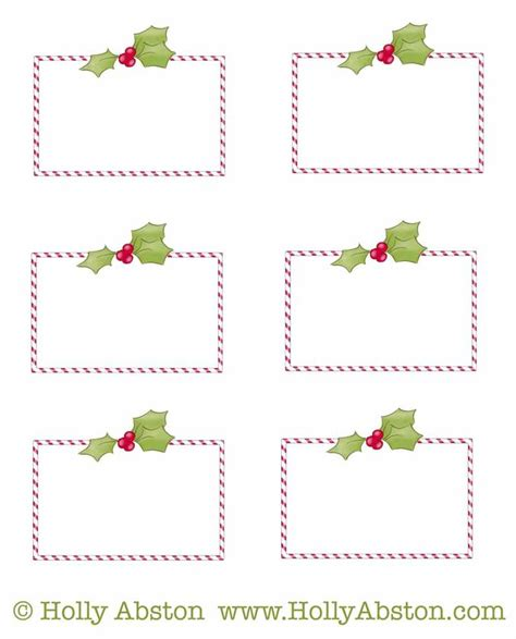 printable holiday name tags 66 best images about name tags on pinterest nameplate