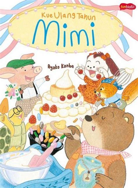 Kue Ulang Tahun Ukuran 22cm Rp 150 000 bukukita kue ulang tahun mimi toko buku