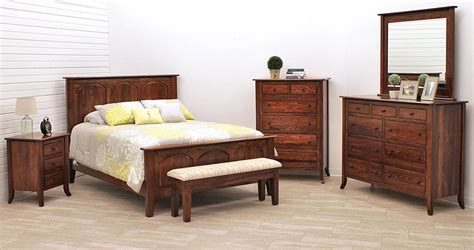 carlisle shaker bedroom set craft furniture