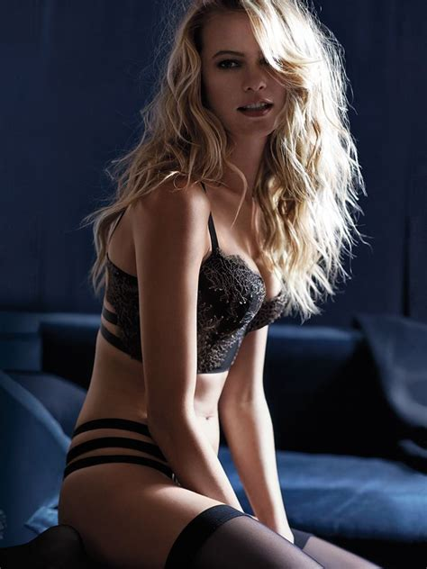 she s no angel victoria secret s behati prinsloo rocks over the top lift merry christmas to you victoria s