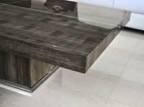 Legno i modern coffee table