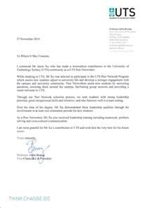 peer recommendation letter recommendation letter