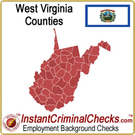 Wv Background Check West Virginia County Criminal Background Checks Wv
