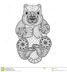 secret garden coloring book price philippines tribal wombat animal totem for coloring