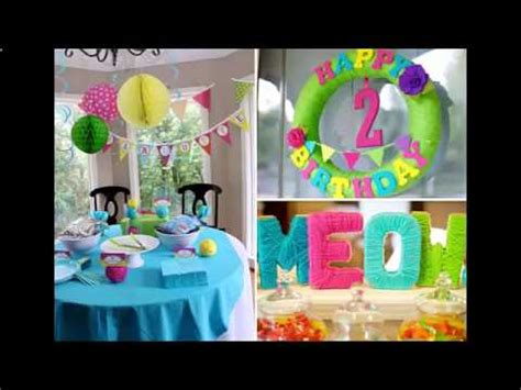 Th  Ee  Birthday Ee   Party  Ee  Ideas Ee   Youtube