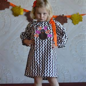 thanksgiving dresses for toddlers thanksgiving turkey hand appliqued brown from it s sew