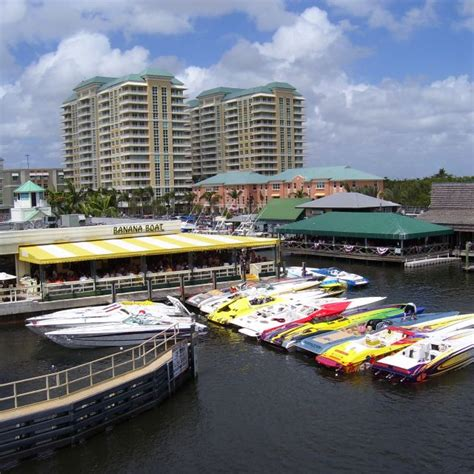 banana boat icon banana boat on the intracoastal waterway restaurant