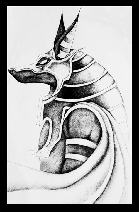 anubis design by dark bastet on deviantart
