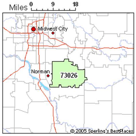 zip code map norman ok best place to live in norman zip 73026 oklahoma