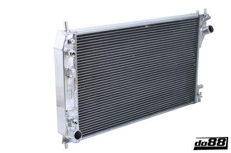 saab 9 3 2 8t v6 2006 radiator aluminum 9 3 ss sc